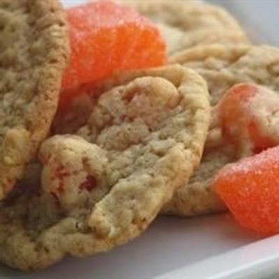 sinaasappelschijf cookies ii