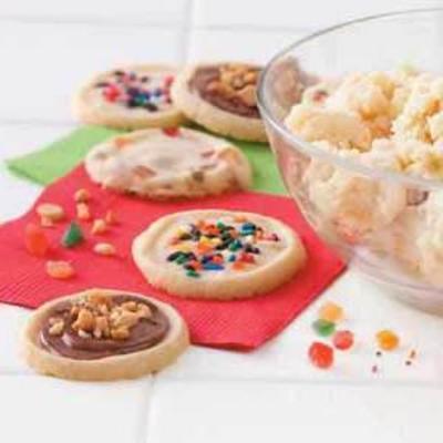 veelzijdige slice 'n' bak cookies