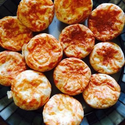 Braziliaanse kaaswolken (pao de queijo)