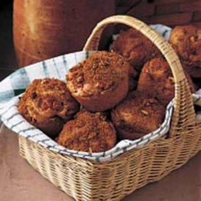 nootachtige rabarbermuffins