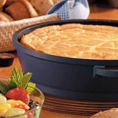 zachte omelet