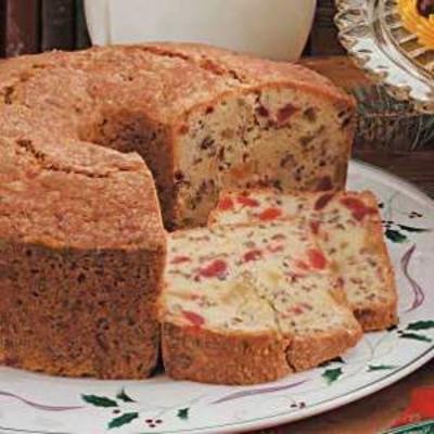 kersenananas fruitcake