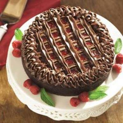 framboos brownie verwennerij