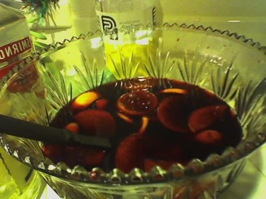 olijventuin sangria