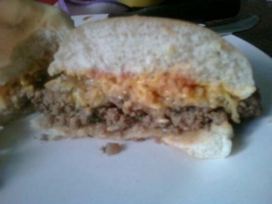 gourmet hamburger van twintig dollar