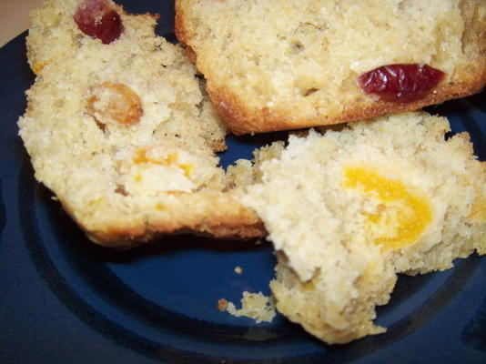 gouden rozijn haverzemelen muffins