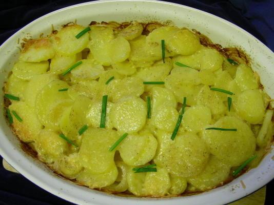 glen's potato bake