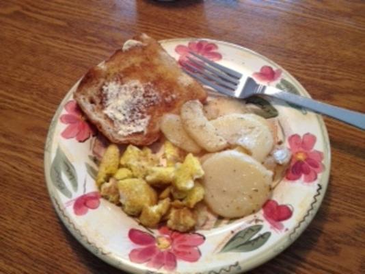snel en gemakkelijk ingeblikte aardappel aardappelpartjes