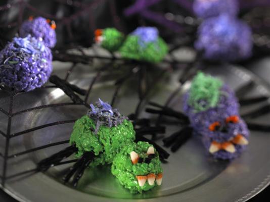 itsy, bitsy, spooky spider treats ™